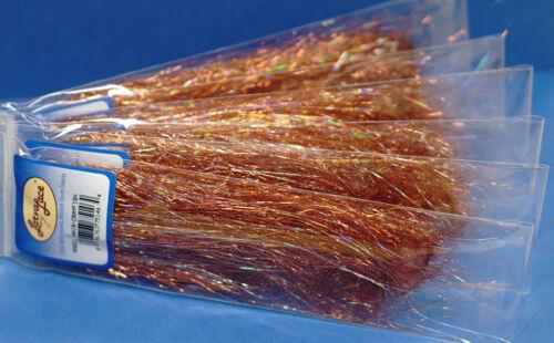 Angel Hair CRAYFISH Angel Hair Original Larva Lace U.S.A