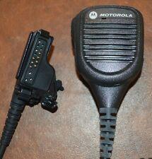 Motorola Oem Pmmn4045b Speaker Microphone For Xts5000 Xts3000 Xts1500 Xts2500