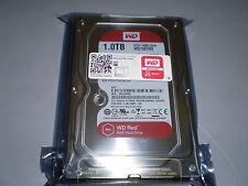 "Western Digital Red WD10EFRX 1TB ISATAIII 6.0Gb/s 64MB 3.5"" internal Hard D"