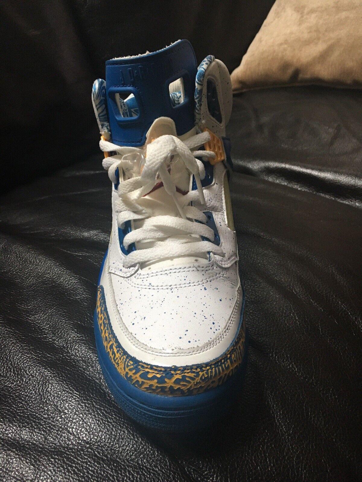 Jordan spizike blu giallo 10.5 10.5 10.5 e92011