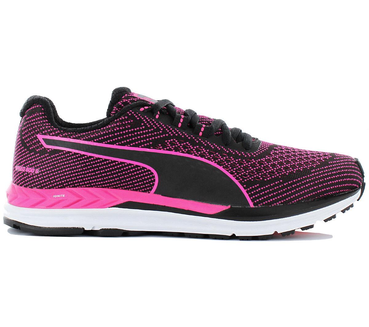 Zapatos promocionales para hombres y mujeres PUMA Speed 600 S Ignite Zapatillas de correr para mujer zapatillas deportivas