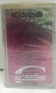 Roberto-Cavalli-Just-Cavali-Pink-Eau-de-Toilette-30ml-Spray-New-amp-Rare