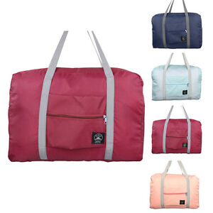 Foldable Travel Clothes Storage Bag Suitcase Luggage Carry-On Organizer Pouch US