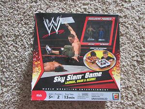 Mattel R3201 Jeu Wwe Sky Slam 27084813227