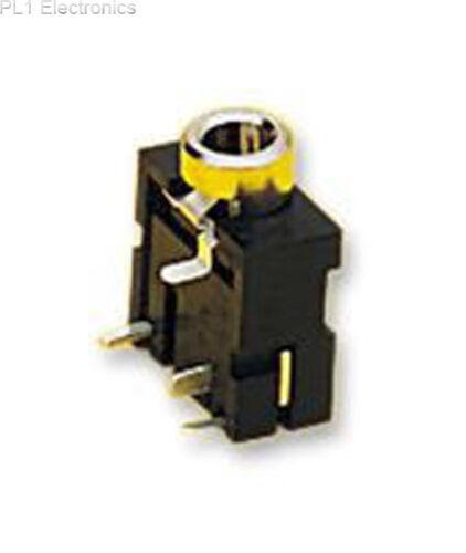 3.5 mm Jack chassis Lumberg-klbr 4-socket