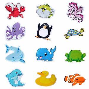 Turtle Tub Tattoos Non Slip Safety Bathtub Stickers Adhesive Treads 5 ct