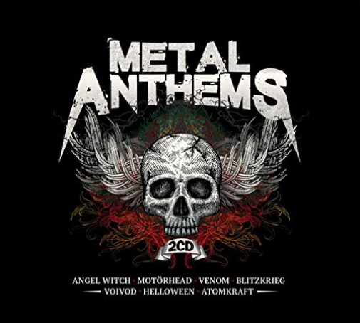 Various Artists-Metal Anthems CD NEW