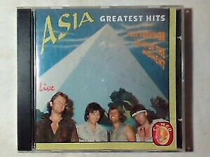 Asia: Asia – Greatest Hits - Live, rock