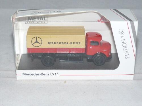 OVP Schuco 26497 Mercedes-Benz L911 1:87 NEU