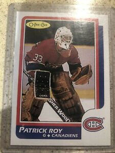 1986-87-Patrick-Roy-53-O-PEE-CHEE-rookie-card