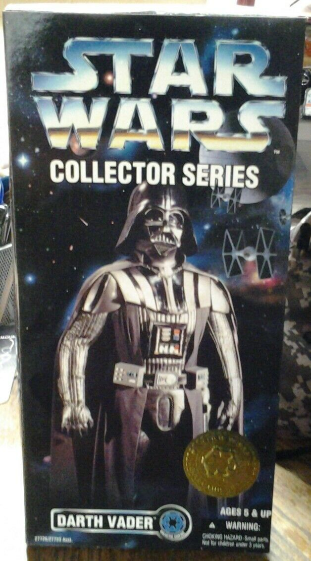 Star Wars Collector Series Darth Vader 12  inch action figure by Kenner 1996