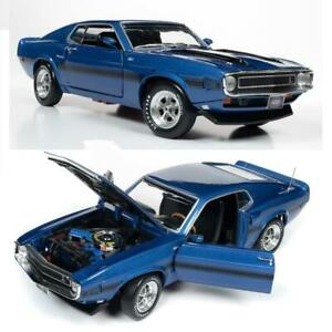 AUTOWORLD-AMM1188-1969-FORD-MUSTANG-SHELBY-GT-350-DIECAST-MODEL-CAR-1-18