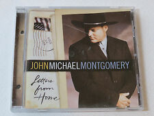 Letters from Home by John Michael Montgomery CD 2004 Warner Bros Letters From Ho