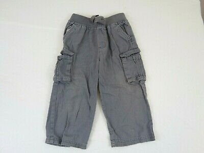 Faded Glory Boy/'s 5T Cargo Pants 5 Toddler NEW Barley