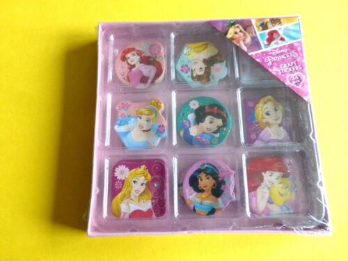 36 Disney Princess Craft Sticker Basteln Kartengestaltung