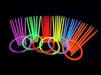 400 Knicklichter,808teile,im 6 Farben-mix Oder Einfarbig In 7 Versch.farben