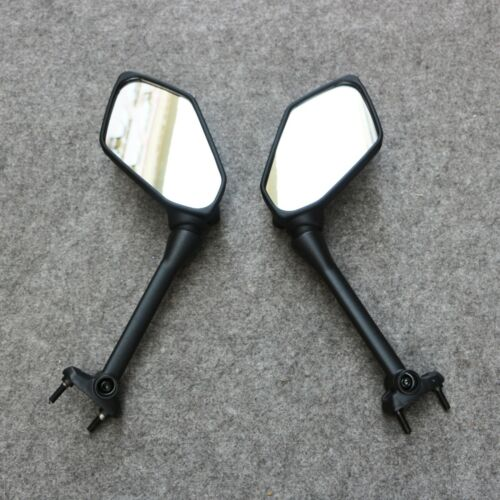 Rear View Mirrors Fit For Kawasaki Ninja650 ER6F Ninja400 ER4F 2010-2014 Z1000SX