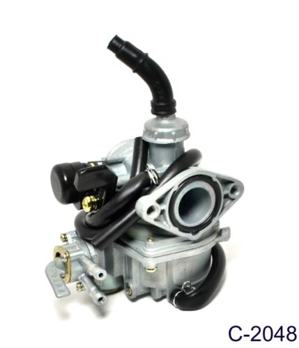 Carburetor PZ19 Dual Fuel Petcock Hand Choke fits 50cc-125cc TaoTao Sunl Kazuma
