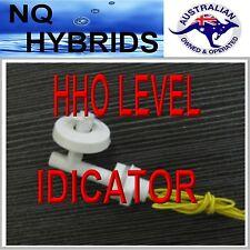 HHO LEVEL INDICATOR FOR ELECTROLIYTE LEVELS OR ANY SIMILAR  APPLICATION.