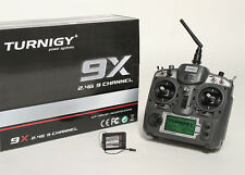 NEW! Turnigy 9X 9Ch Transmitter w/ Module & 8ch Receiver  (Mode 2) (v2 Firmware)