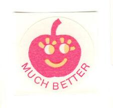 Vintage CTP 77 1977 Scratch n Sniff Raspberry Matte Sticker