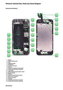 iphone 6 6 plus apple service repair manual fast delivery by pdf rh m g ebay com iphone 6 repair manual pdf iphone repair manual free download