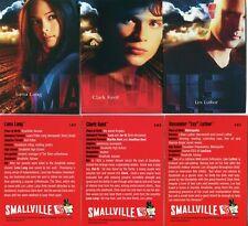 Smallville Season 1 Promo Card A3