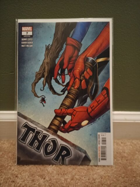 THOR #7 2020 COPIEL VARIANT NM MAIN 1st print