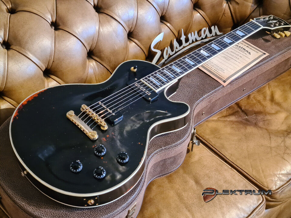 Eastman El-guitar