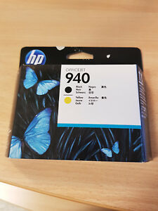 Original Druckkopf HP Nr. 940 black/yellow, C4900A - Wien, Österreich - Rücknahmen akzeptiert - Wien, Österreich