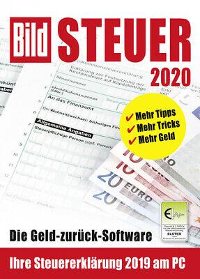 Bild Steuer 2020 für Steuerjahr 2019, Download, Windows   eBay