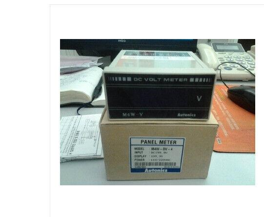 1PC  NEW   Autonics   M4W-DV-4    free shipping