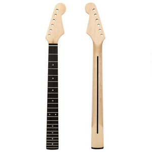 ST-TL-Maple-Electric-Guitar-Neck-Replacement-Fretboard-22-Fret-Canada-Maplewood