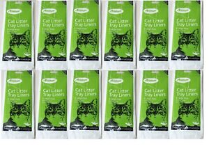 Cat-Litter-Tray-Armitage-Liners-Large-Liner-x-12-Pack-Armitage-big-Bulk-Deal