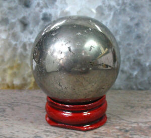 Pyrite-Sphere-with-Stand-40-mm-Item-79366