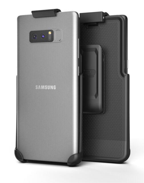 differently 3e098 ed1f4 Encased Galaxy Note 8 Belt Clip Holster Secure-fit Case Design HL46
