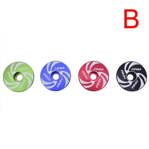 Bike Bicycle Stem Cover Bicycle Headset Top Cap Cover 28.6mm Fork Top Cover-/_me
