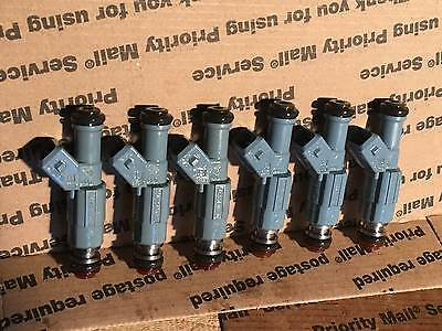 87-97 Jeep Cherokee Comanche Wrangler 4.0 Bosch Fuel Injector upgrade set of 6