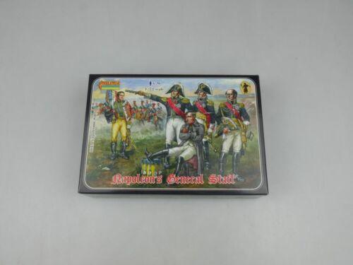 Strelets 1//72 0013 Napoleonic Wars General Staff Figure kit w//Box 112973