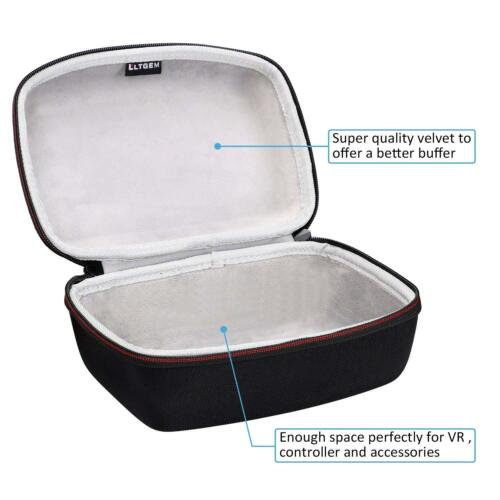 LTGEM Travel Case for Google Daydream View VR Headset Travel Storage  Carry Bag