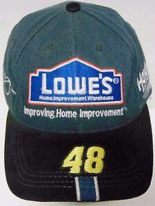 499946bbded72 LOWE S RACING  48 JIMMIE JOHNSON NASCAR Hendrick Motorsports ...