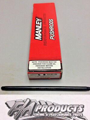 """Manley Engine Push Rod Set 25356-8; 1pc 4130 Chromoly .135/"""" Wall 3//8/"""" 8.850/"""""""