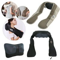 Segawe Tapping Shiatsu Kneading Neck Back & Shoulder Massager With Heat