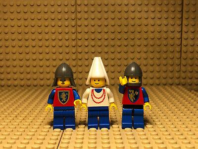 cas107,cas115 Lego Mini-Figuren Ritter cas096