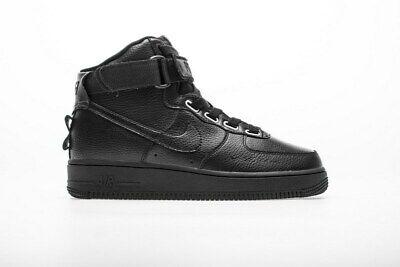 Nike AF1 HI UT High Utility Air Force 1 Triple Black AJ7311-001 Women's Size 5.5   eBay