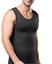 UK Best Slimming Compression Body Shaper for Men Active Gym Wear Vest Tank Shirt