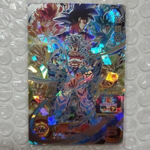1 Card Son Goku 2019 Bandai from JP Super Dragon Ball Heroes UM8 SEC UM8-SEC