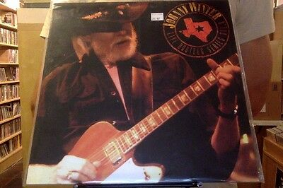 Johnny Winter Live Bootleg Series Vol 4 Lp New 180 Gm