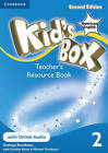 Kid's Box American English Level 2 Teacher's Resource Book with Online Audio by Kathryn Escribano (Mixed media product, 2014)