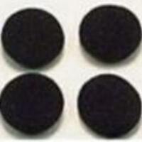 Plantronics 64621-01 Ear Cushion For Pkg 4 M40 & Mx150